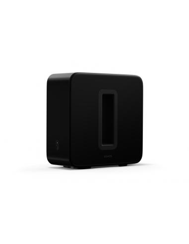 Sonos SUB Zwart GEN3 draadloze subwoofer