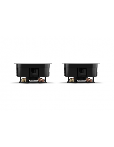 Sonos In-Ceiling by Sonance ronde plafond speaker met gril wit inbouw